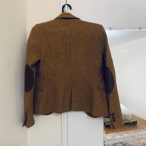 Brown Wool Zara Blazer